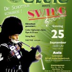 Celtic meets swing