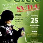 Celtic meets swing